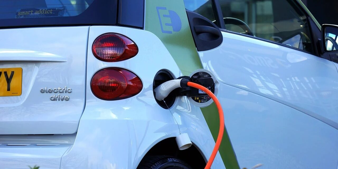 Total Acquires EV Charging Network Blue Point London