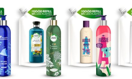 P&G Launches Reusable & Refillable Bottle for Hair Care Brands