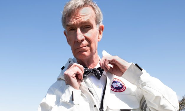 Canada Goose Sets Sustainable Materials and Packaging Targets, Partners with Bill Nye on Sustainability