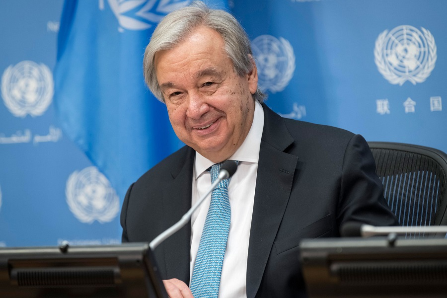 UN Chief Urges Insurers to Align Underwriting, Investments with Net Zero Goal, Help End Coal