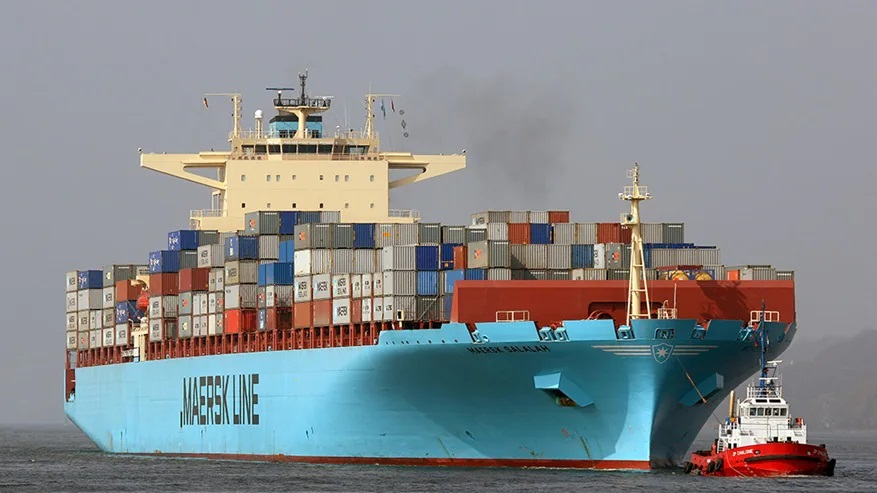 Maersk Signs Deal for World's First Carbon Neutral Methanol Fueled Container Ship